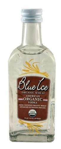 Blue Ice Organic Wheat Vodka 50ml