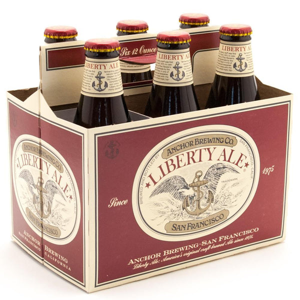 Anchor Liberty 6pk Bottles