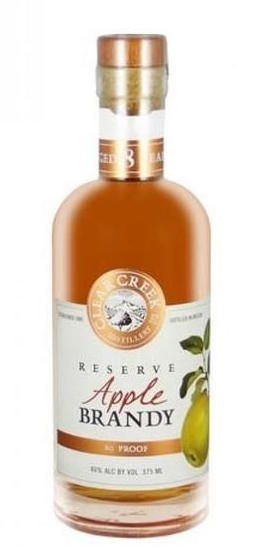 Golles Old Apple Brandy 375ml