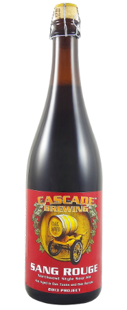 Cascade Sang Rouge 750ml