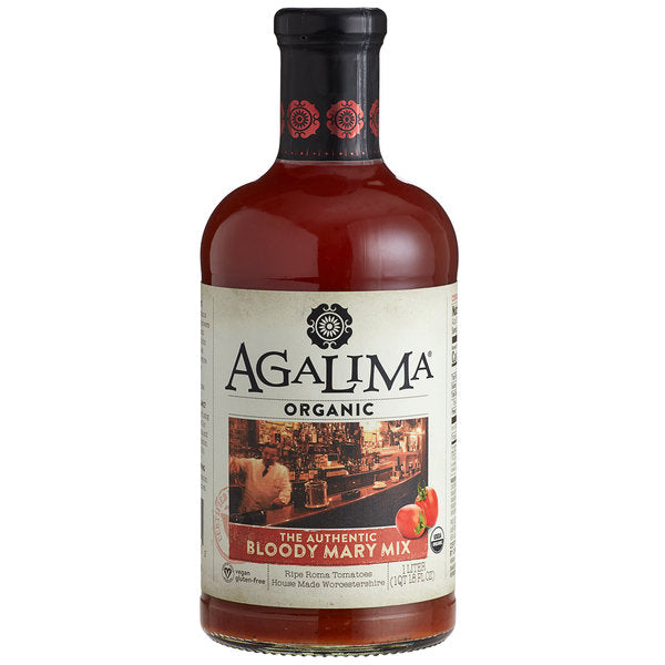 Agalima Organic Bloody Mary Mix 1L