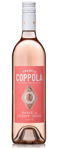 Coppola Diamond Rose of Pinot Noir 2019 750ml