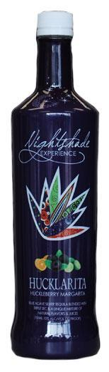 Nightshade Hucklarita Huckleberry Margarita 750ml