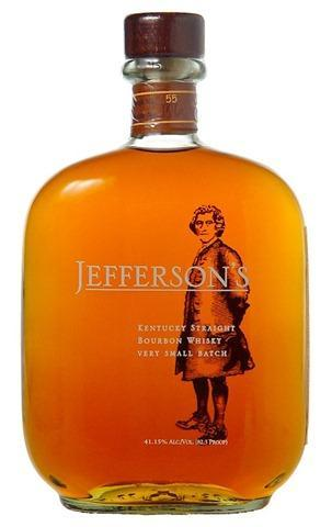 Jefferson's Very Small Batch 750ml