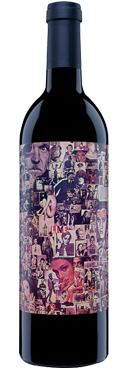 Orin Swift Abstract Red 2017 1.5L