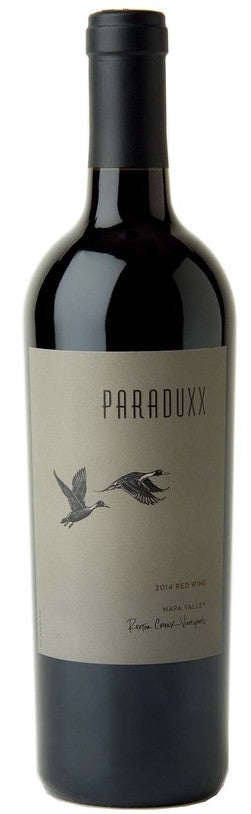 Paraduxx Napa Valley Red Rector Creek Vineyard 2014 750ml