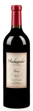 Ambassador Envoy Red Mountain Red Blend 2014 750ml