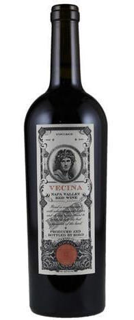 Bond Vecina Red Napa 2015 750ml