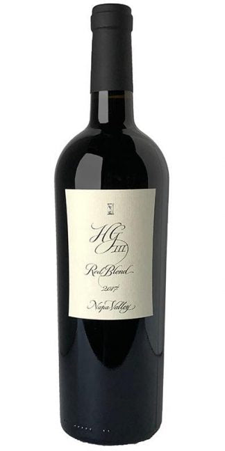 Hourglass HG III Proprietary Red Blend 2017 750ml