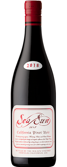 Sea Sun Pinot Noir 2018 750ml