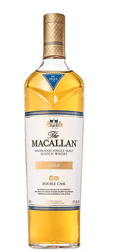 The Macallan Double Cask Gold Single Malt Whisky 750ml