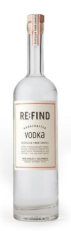 Re:Find Vodka 750ml