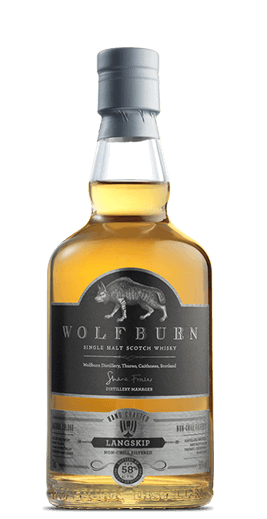 Wolfburn Langskip Single Malt Scotch 750ml
