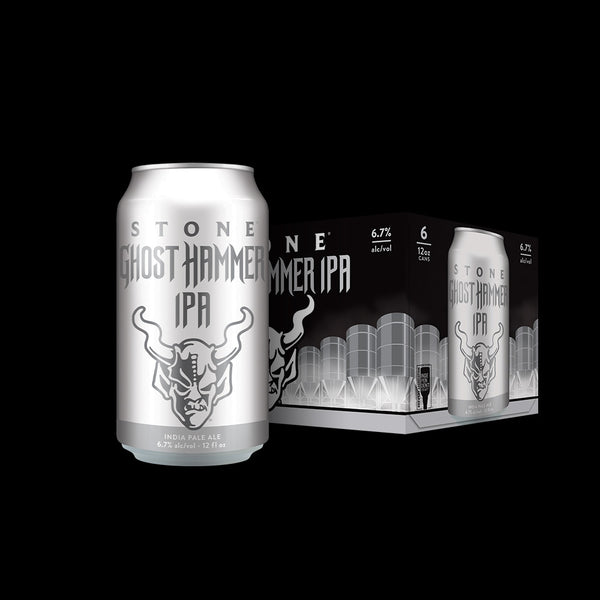 Stone Ghost Hammer IPA 6pk Can