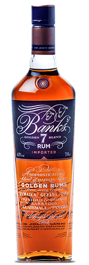 Banks 7 Golden Blend Rum 750ml