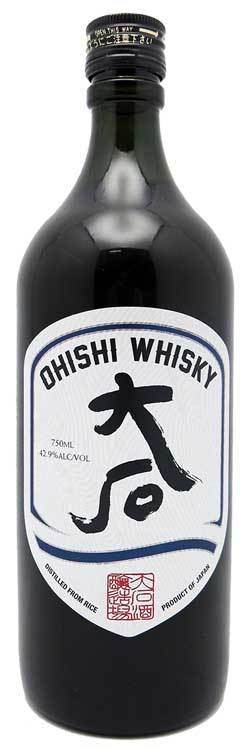 Ohishi Whisky 750ml