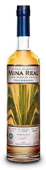 Mina Real Mezcal Reposado 750ml