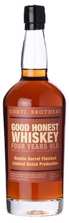 Good Honest Whiskey 4 Years Old 750ml