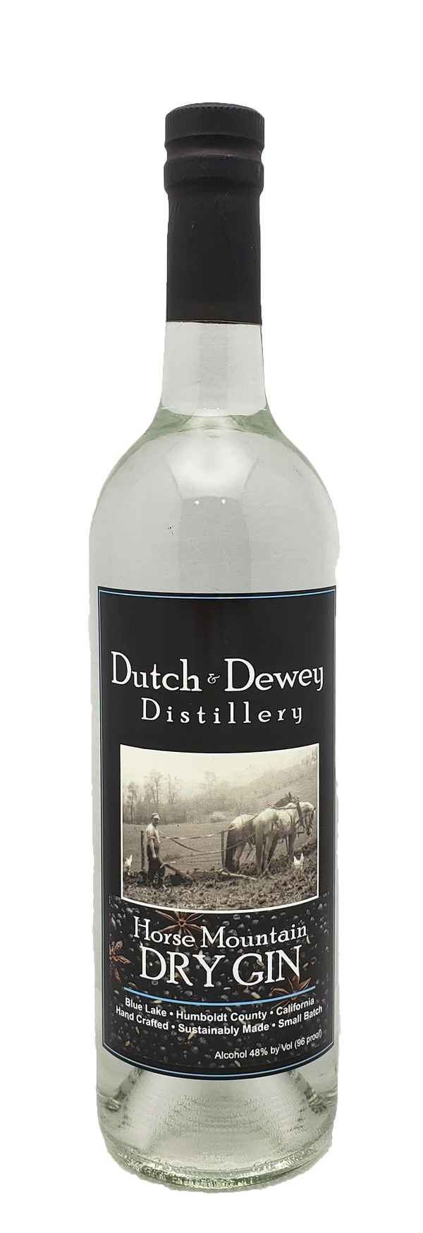 Dutch & Dewey Farm Horse Vodka 750ml