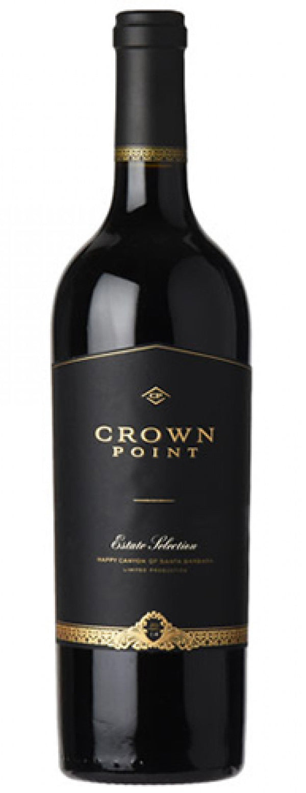 Crown Point Estate Selection Red 2015 750ml