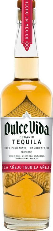 Dulce Vida Tequila Anejo 80 Proof 750ml