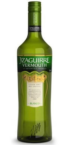 Yzaguirre Blanco Vermouth 1L