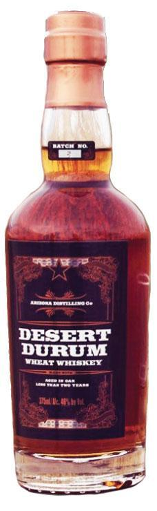 Arizona Desert Durum Wheat Whiskey 375ml