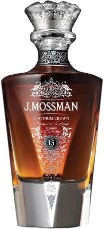 J. Mossman 15 Years 750ml