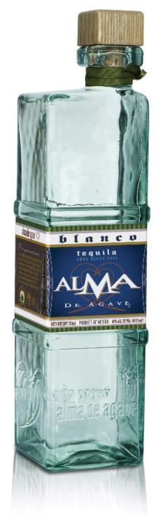 Alma De Agave Blanco 750ml