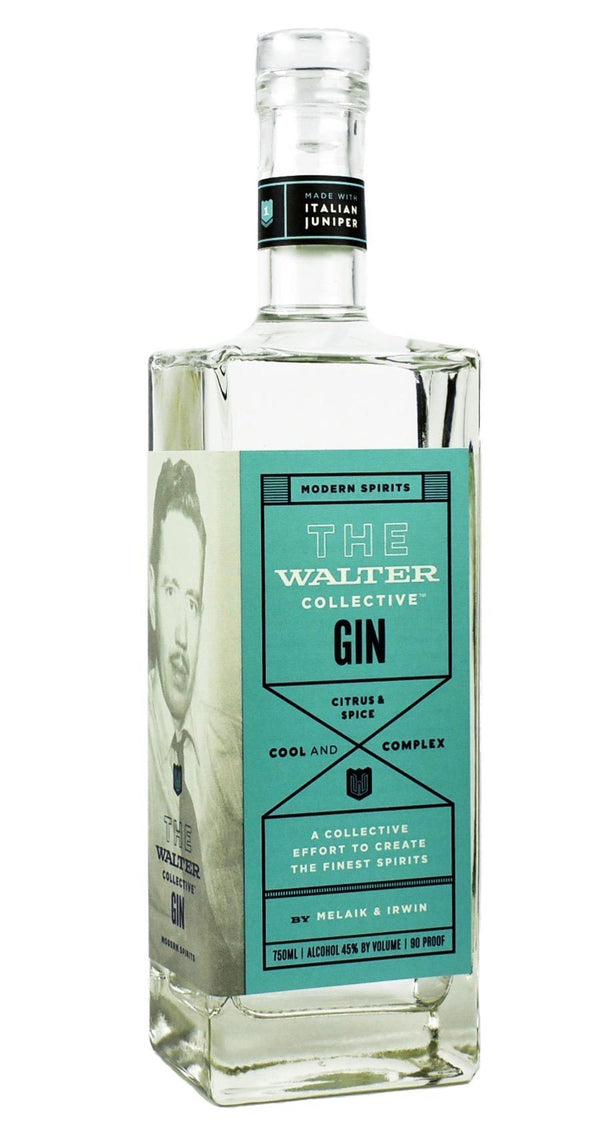 The Walter Collective Gin 750ml