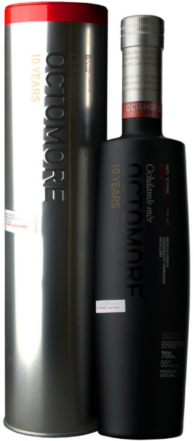 Bruichladdich Octomore 10 Year Old 750ml