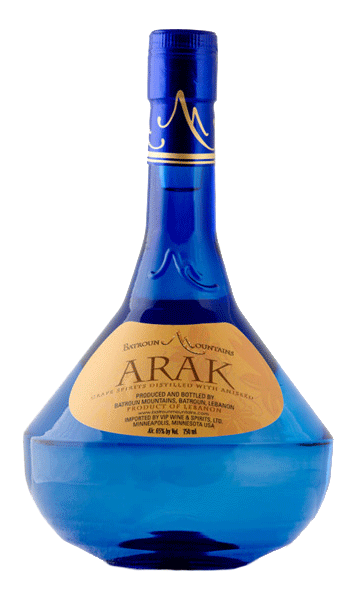 Batroun Mountains Arak 130 Proof 750ml