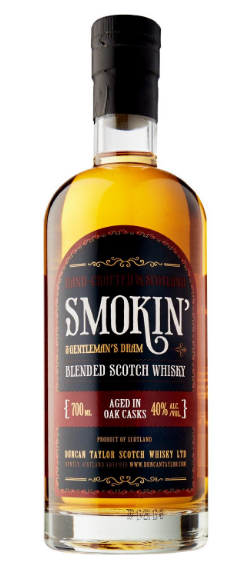 Smokin Scotch Gentleman's Dram Whisky 750ml