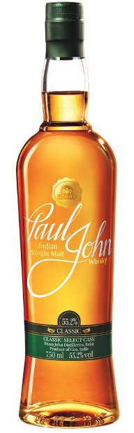 Paul John Classic Whisky 750ml