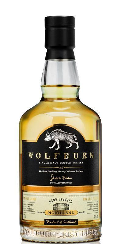 Wolfburn Northland Single Malt Scotch 750ml