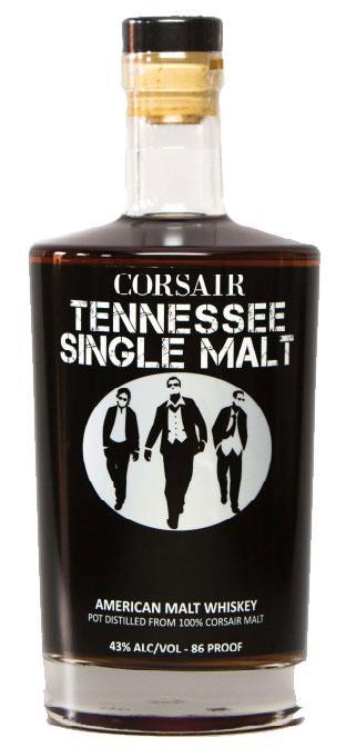 Corsair Tennessee Single Malt 750ml