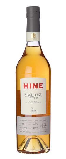 Hine Single Cask Touzac Cognac 750ml