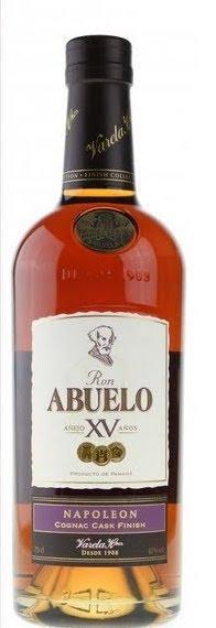 Ron Abuelo XV Anos Napoleon Cask Finish 750ml