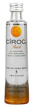 Ciroc Peach Vodka 50ml