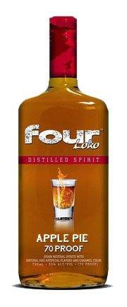 Four Loko Apple Pie 750ml