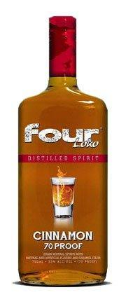 Four Loko Cinnamon 750ml