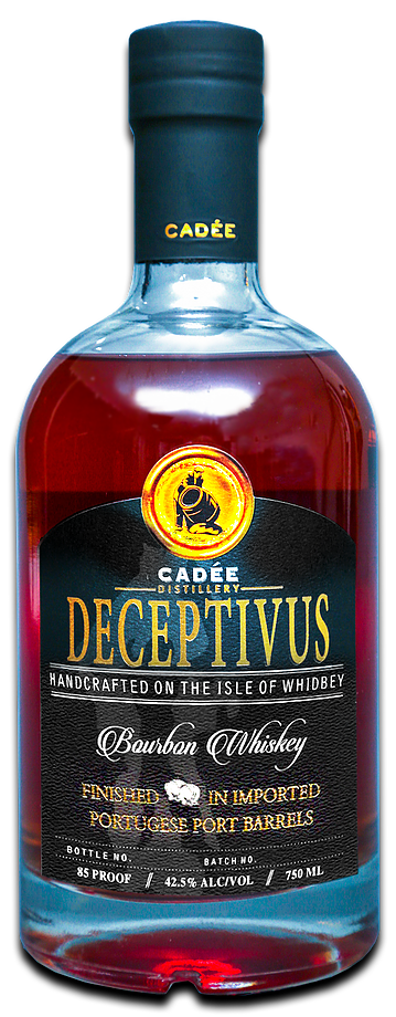 Cadee Deceptivus Bourbon Whiskey 750ml