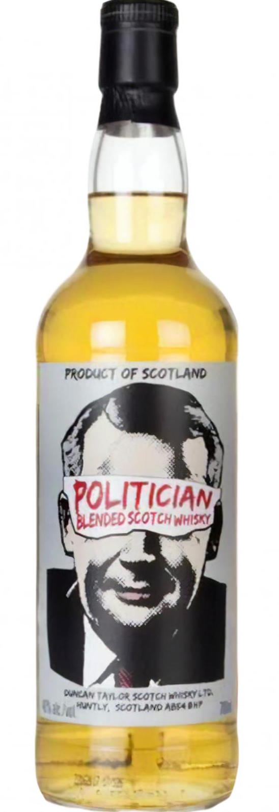 Politician Blended Scotch Whiskey 750ml