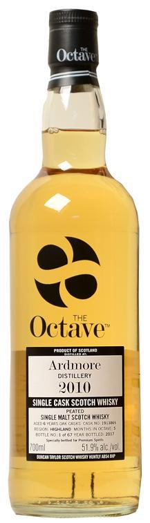 The Octave Ardmore 7Yr 2010 750ml