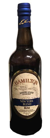Hamilton New York Blend Rum 750ml