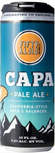 Fiftyfifty Capa 16oz 4pk Cans