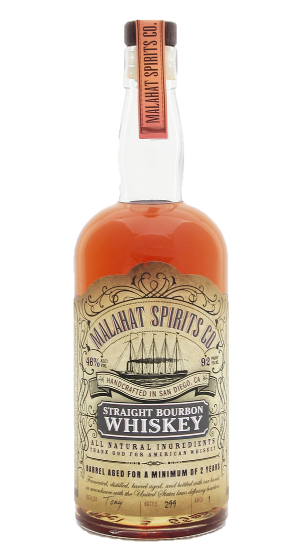 Malahat Bourbon Whiskey 750ml