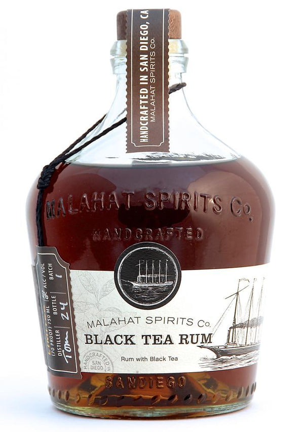 Malahat Black Tea Rum 750ml