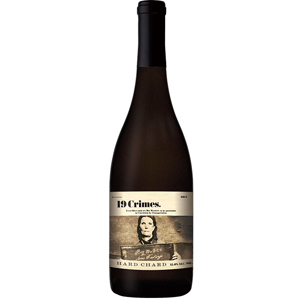 19 Crimes Hard Chardonnay 750ml