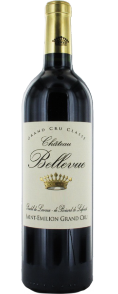 Chateau Bellevue Saint Emilion Grand Cru Classe 2014 750ml